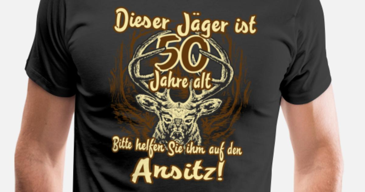 JD - Jäger Shirts - dieser Jäger ist 50 Jahre alt - Bitte helfen sie ...