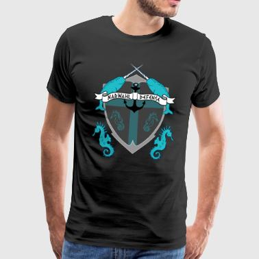 Narrow Defense - Men's Premium T-Shirt