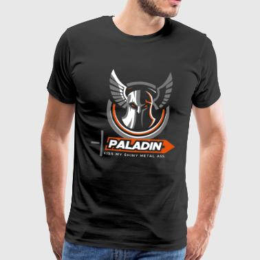 rpg paladin - Men's Premium T-Shirt