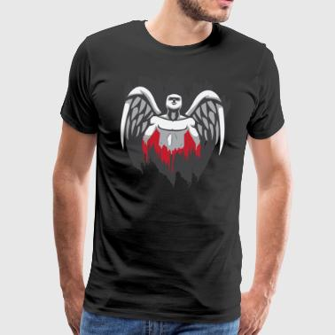 Bleeding angel - Men's Premium T-Shirt