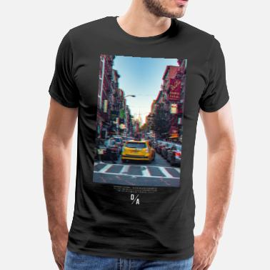 By by - Herre premium T-shirt
