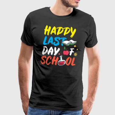 Teacher Last Day of School Summer Vacation - Men's Premium T-Shirt