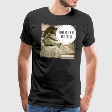 How much is the fish Marx - Männer Premium T-Shirt