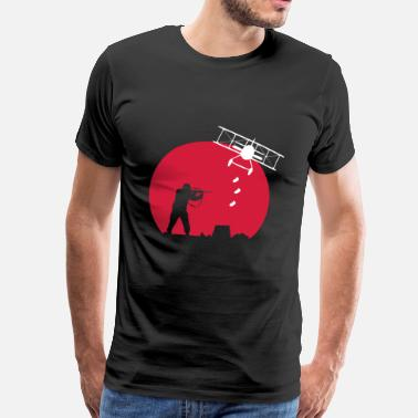 Ww1 war - Men's Premium T-Shirt
