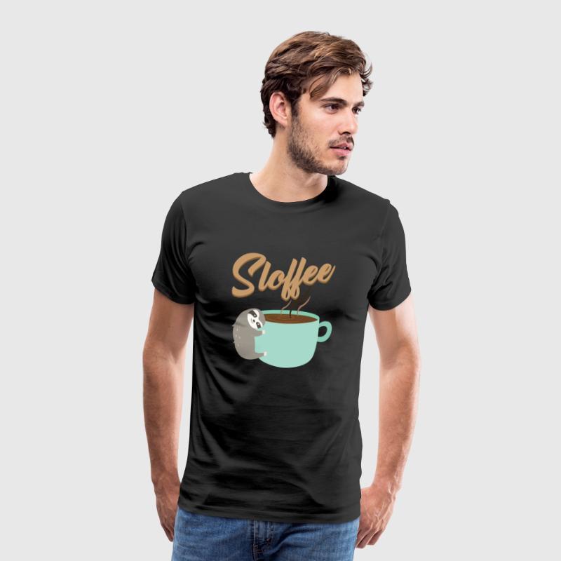 trött av kaffe