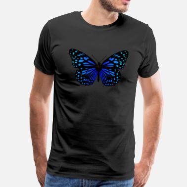 Breezy Butterfly - Men's Premium T-Shirt