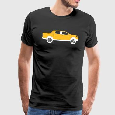Pick-up - Männer Premium T-Shirt