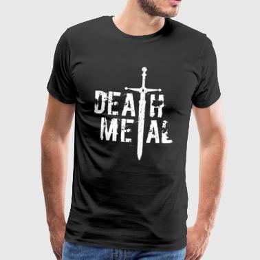 Death Metal - Men's Premium T-Shirt