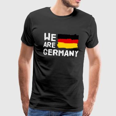 We are Germany - Men's Premium T-Shirt