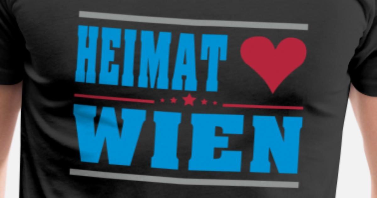 NEW Vienna Österreich Oesterreich Austria Men and Kids XS-4XL WIEN T-SHIRT
