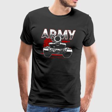 Soldier! Army! Military! Patriot! - Men's Premium T-Shirt