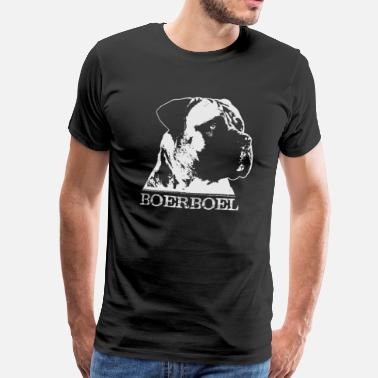 Boerboel - South African Mastiff - Men's Premium T-Shirt