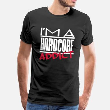 Addictive  Addict - Men's Premium T-Shirt