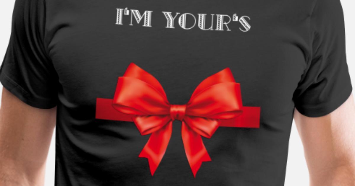 Ich bin deine Geschenk-Bogen-lustige Weihnachtsgeschenk-Idee von ...