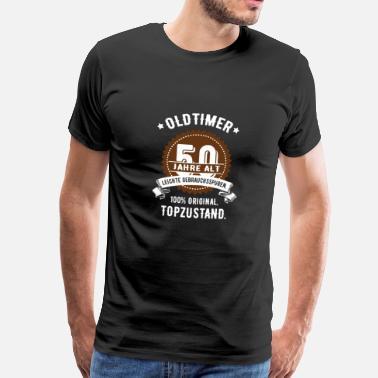 Suchbegriff Spruche 50 Geburtstag Oldtimer T Shirts Online