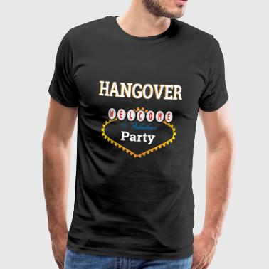 Hangover Party - Männer Premium T-Shirt