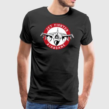Jet fighter - Men's Premium T-Shirt