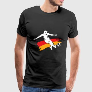 Cool football shirt - Men's Premium T-Shirt