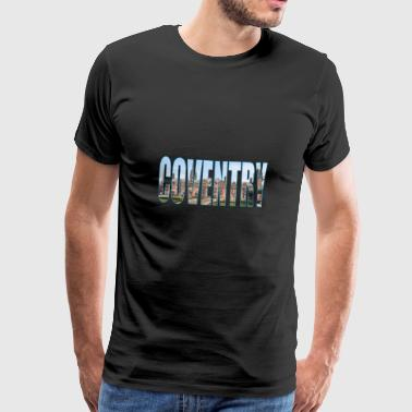Coventry Royaume-Uni - T-shirt Premium Homme