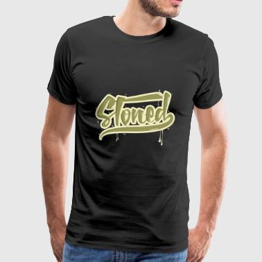 Stoned - Men's Premium T-Shirt