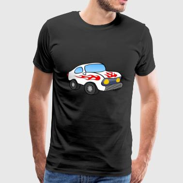 stock car - Männer Premium T-Shirt