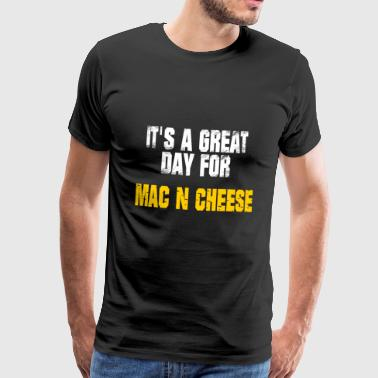 Mac N fromage chemise Mac et fromage amant drôle - T-shirt Premium Homme