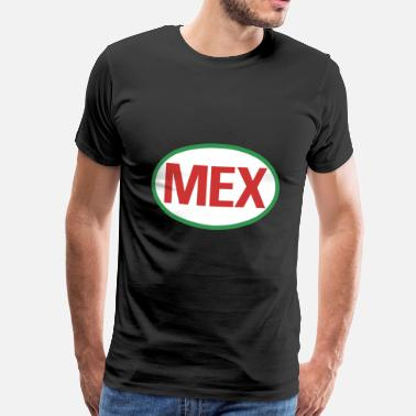 Le Mexique Mexique Mexique - T-shirt Premium Homme
