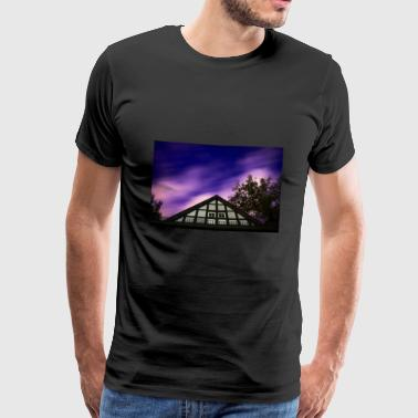 Haunted sunset - Men's Premium T-Shirt