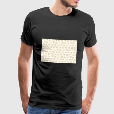 coquillages - T-shirt Premium Homme