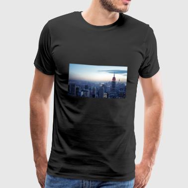 New York City - Mannen Premium T-shirt