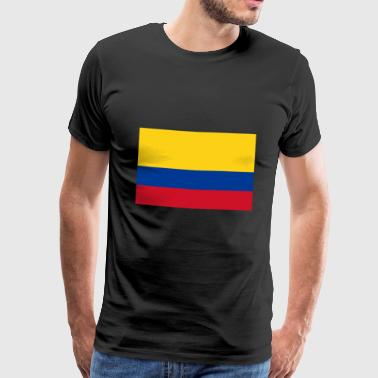 colombia - Men's Premium T-Shirt