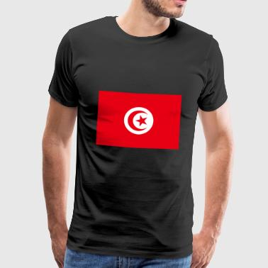 Tunisia - Premium T-skjorte for menn