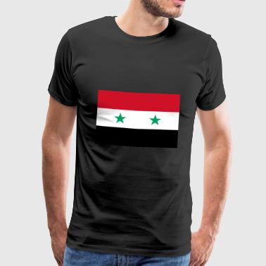 Syrie - T-shirt Premium Homme