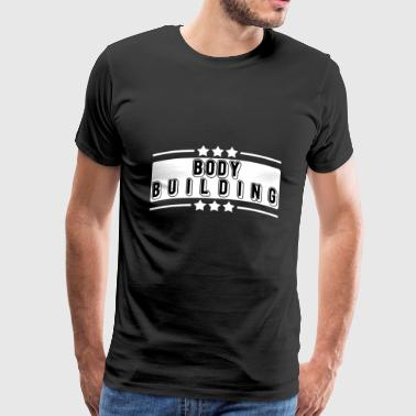 Body building - Männer Premium T-Shirt