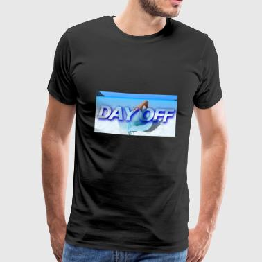 Day Off - Männer Premium T-Shirt