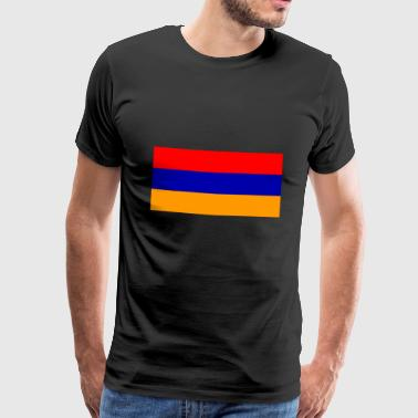 armenia - Men's Premium T-Shirt