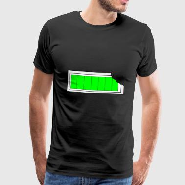 Fully charged! Fully charged! - Men's Premium T-Shirt