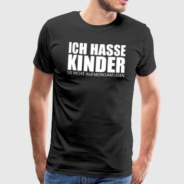Gift for teacher - German teacher - Men's Premium T-Shirt