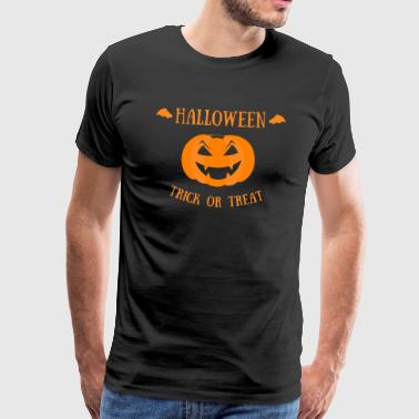 Trick or Treat - Halloween - T-shirt Premium Homme