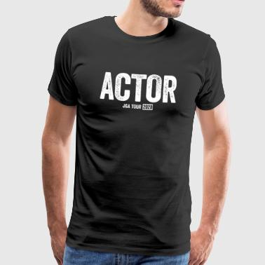 JGA Actor 2020 - Men's Premium T-Shirt
