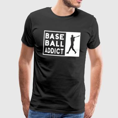 Baseball Baseballer Coach Saying Funny Gift - Men's Premium T-Shirt