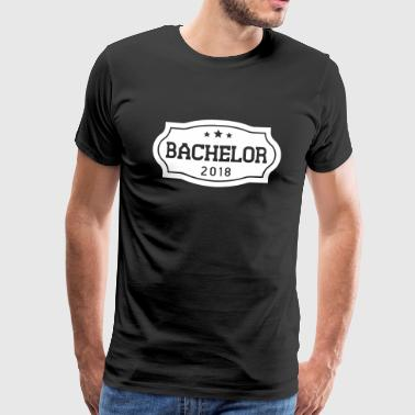 Bachelor 2018 Student Studies University of Applied Sciences TH - Men's Premium T-Shirt