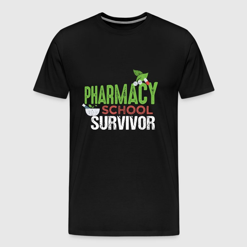 Pharmacist Gift - Pharmacy Pharmacy Pharmacy - Men's Premium T-Shirt
