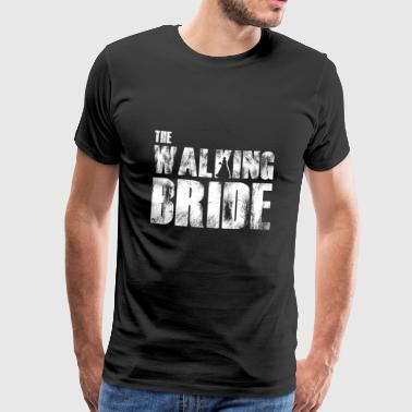 Bride wedding - Men's Premium T-Shirt