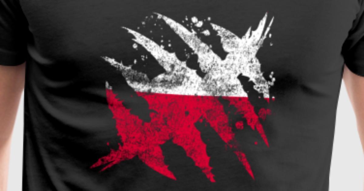 Polen Flagge Geschenk polnische Fahne Pole von TeeBizz | Spreadshirt