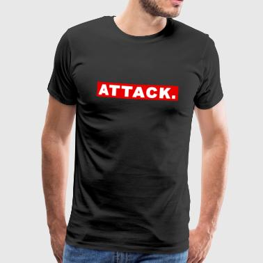 ATTACK - ATTACK - Men's Premium T-Shirt