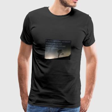citation de Shakespeare - T-shirt Premium Homme