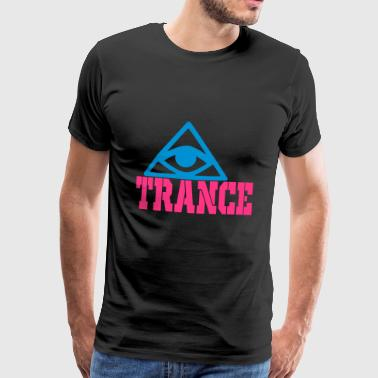 Trance Addict trance - Men's Premium T-Shirt