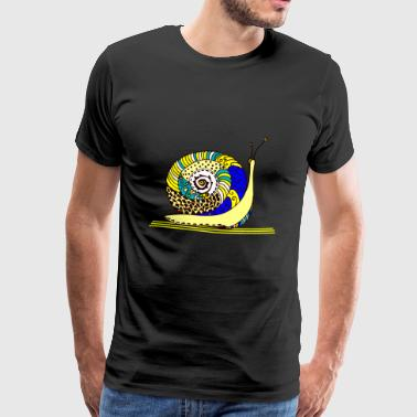 escargot - T-shirt Premium Homme