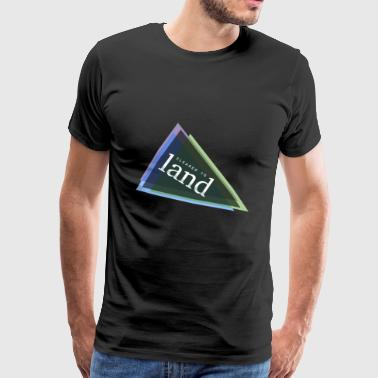 cleared to land - landing clearance - Men's Premium T-Shirt